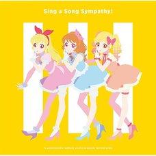 TV Anime Data Carddass Aikatsu on Parade! Insert Song Single CD