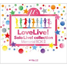 Love Live! Solo Live! Collection Memorial Box III