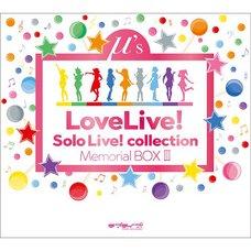 Love Live! Solo Live! Collection Memorial Box III