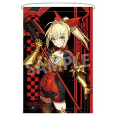 TYPE-MOON Racing Fate 15th Anniversary Edition Nero Claudius (Armor Ver.) B2-Size Tapestry