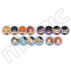 Ensemble Stars! Character Badge Collection Box Set A