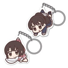 Saekano: How to Raise a Boring Girlfriend Flat Acrylic Megumi Kato Tsumamare Keychain Collection
