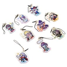 New Game! Earphone Jack Straps