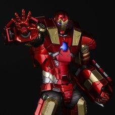 Re:Edit Iron Man #11 Modular Iron Man w/ Plasma Cannon & Vibroblade