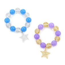 Le cocone Adult Sweets Bi-Color Star Bracelet