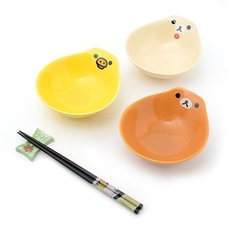Rilakkuma Small Serving Bowls