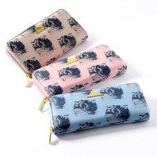 FLAPPER Mofu Neko Long Wallet