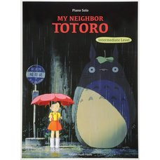 My Neighbor Totoro Piano Solo: Intermediate Level (English Ver.)