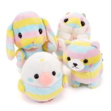 Amuse Rainbow Animals Standard Plush Collection