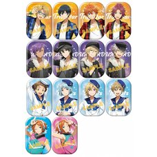 Ensemble Stars! Character Badge Collection Box A