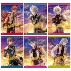 IDOLiSH 7 Reunion TRIGGER & Re:vale Clear File Collection