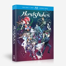 Hand Shakers: The Complete Series Blu-ray/DVD Combo Pack