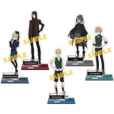 The Case Files of Lord El-Melloi II Acrylic Stand Collection