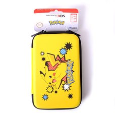 Hori New 3DS XL Pikachu Hard Pouch
