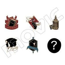 Lord El-Melloi II's Case Files Pin Collection Box Set