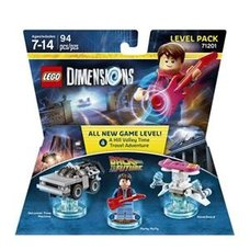 LEGO Dimensions Back to the Future Marty McFly Fun Pack