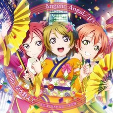Love Live! The School Idol Movie Single 1 Angelic Angel / Hello, Hoshi wo Kazoete