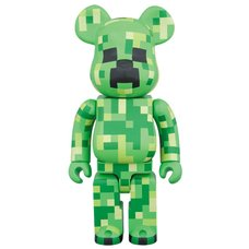 BE@RBRICK 400% Minecraft Creeper