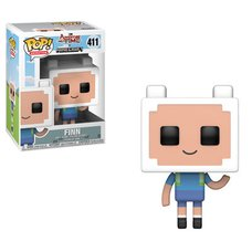 Pop! TV: Adventure Time x Minecraft - Finn