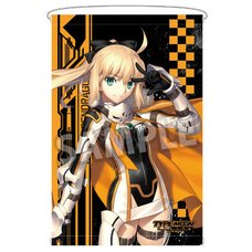 TYPE-MOON Racing Fate 15th Anniversary Edition Altria Pendragon (Armor Ver.) B2-Size Tapestry