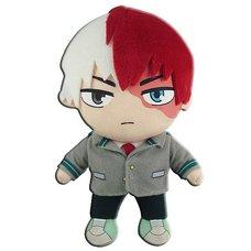 My Hero Academia Todoroki Uniform Plush