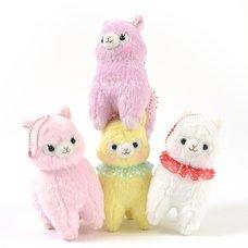 Alpacasso Furi Furi Alpaca Plush Collection (Ball Chain)