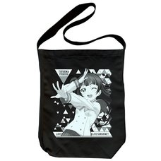 Love Live! Sunshine!! Yoshiko Tsushima Black Shoulder Tote Bag