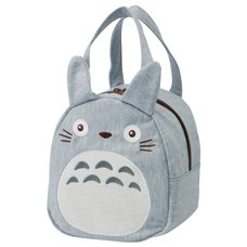 My Neighbor Totoro Totoro-Shaped Lunch Bag