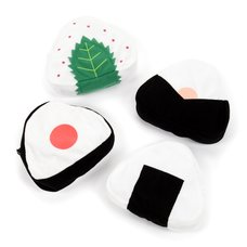Fans Rice Ball Pouch Collection