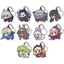 Fate/Grand Order Tsumamare Key Chain Collection Vol. 4