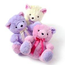 Mofumofu Bear Fancy Big Plush Collection