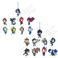 Persona Rubber Strap Collection