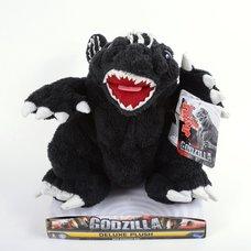 Godzilla 1989 Plush w/ Official Roar Sound