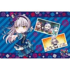 BanG Dream! Garupa Pico Yukina Minato Rubber Playmat