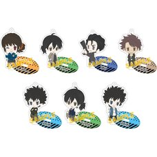 Psycho-Pass: Sinners of the System Acrylic Keychains w/ Stands Collection