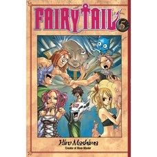 Fairy Tail Vol. 5