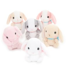 Pote Usa Loppy Rabbit Plush Collection (Standard)