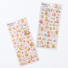 La Fraise a Paris Rilakkuma Stickers