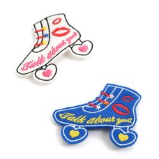 Le cocone Roller Skate Brooch