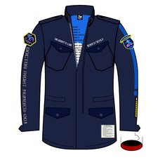 Mega Man 30th Anniversary Jacket: M65 Model