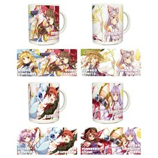 Touhou Project Spring Festival 2019 Full-Color Mug Collection