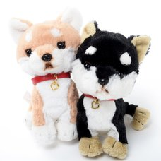 PUPS! Small Shiba Inu Plush Collection