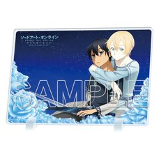 Sword Art Online: Alicization War of Underworld Kirito & Eugeo Acrylic Stand