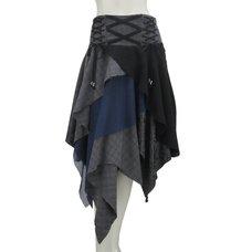 Ozz Croce Glen Plaid Skirt