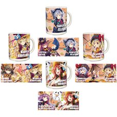 Touhou Project Autumn Festival 2018 Full-Color Mug Collection