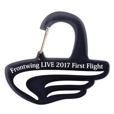 Frontwing Live 2017 First Flight Original Carabiner