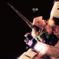 Perfect Grade 1/60th Scale RX-0 Unicorn Gundam Plastic Model Kit