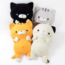 Sasurai no Tabineco Mikemura-san Hug Plush Collection