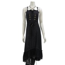 Rozen Kavalier Victorian Button Dress