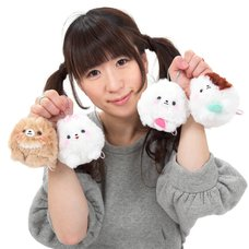 Pometan Fuse Dekita yo Dog Plush Collection (Ball Chain)